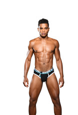 Andrew Christian Andrew Christian Black Fly Tagless Brief Almost Naked