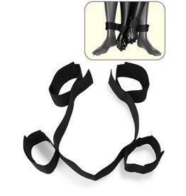 Bondage Hog Tie Cuffs
