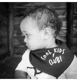 Kidult&Co COOL KIDS CLUB BANDANA BIB