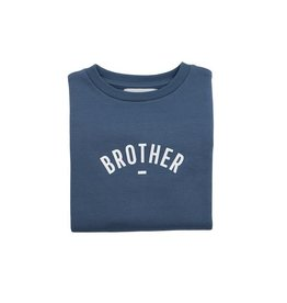 Bob&Blossom Sweater Brother denim blue