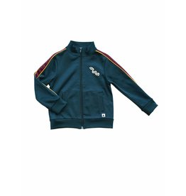 Ammehoela Boris track jacket dark green