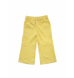 Ammehoela Woven Loose Pants Yellow