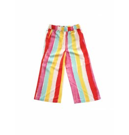 Ammehoela Woven Loose Pants Rainbow