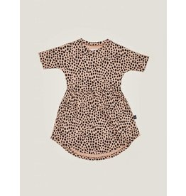 Huxbaby Leopard Swirl Dress