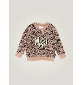 Huxbaby Mini Leopard Sweatshirt