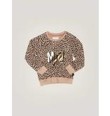 Huxbaby Huxbaby Leopard Sweatshirt Mini