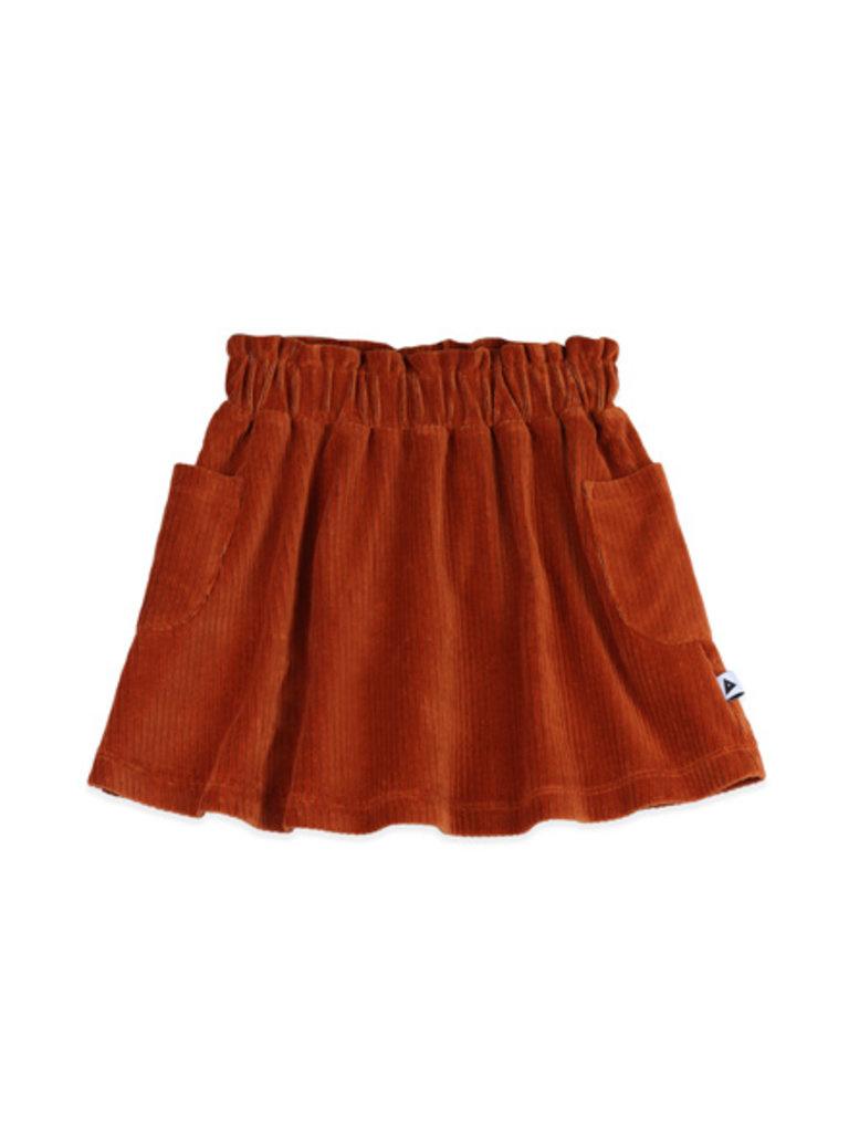 Ammehoela Flynn Skirt Camel