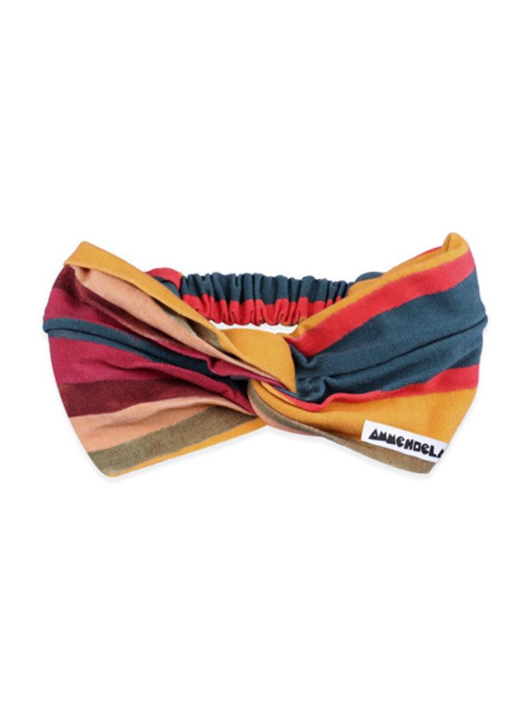 Ammehoela Ivy Headband Fall Stripe