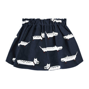 Your Wishes Puppy in the park - Blue | Skirt