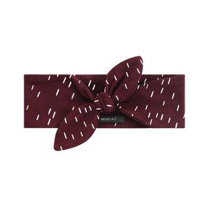 Your Wishes Rainy - Wine | Headband