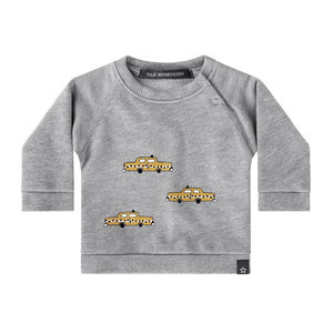 Your Wishes Yellow Taxi | Sweater