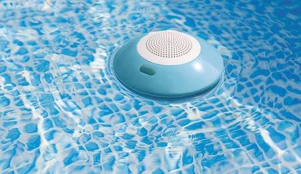 Muziek in het water