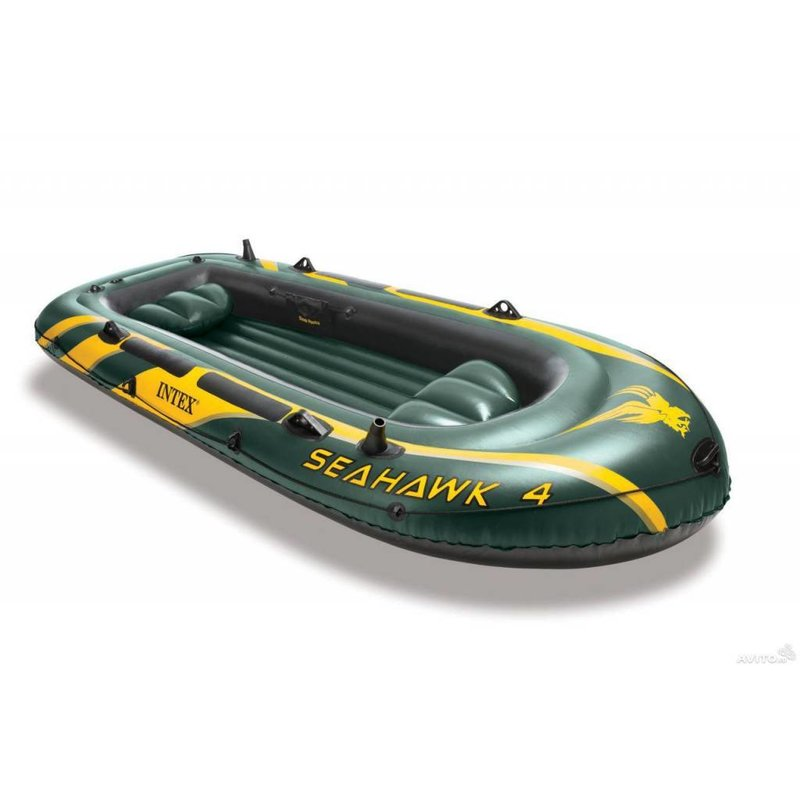 Intex Seahawk 4 - 4 persoons boot