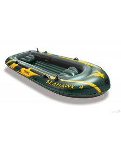 Seahawk 4 - 4 pers. boot met peddels en pomp