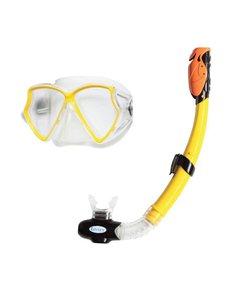 Sillicone Aviator Pro Swim snorkelset