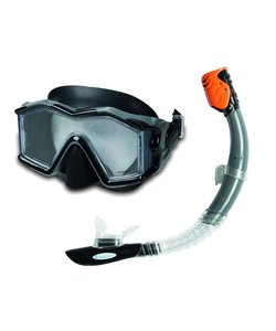Sillicone Explorer Pro Swim snorkelset