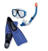 Intex Reef Rider Snorkelset met zwemvinnen Kind 8+