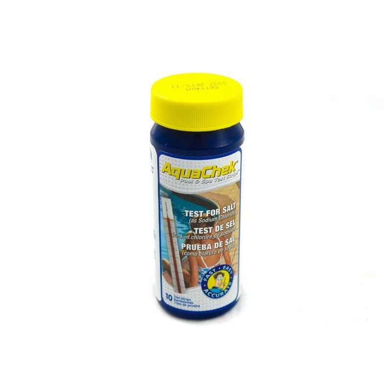 AquaChek Teststrips zoutgehalte 10 stuks