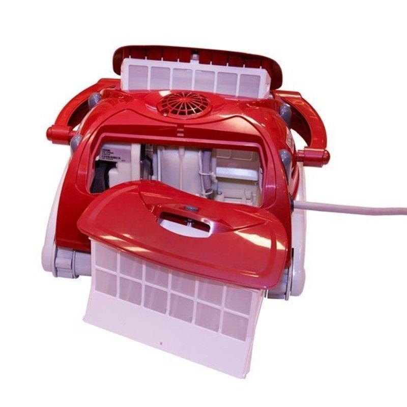 Interline Dirt Devil Fusion X robot zwembadstofzuiger (incl. trolley)