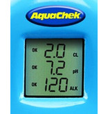 AquaChek digitale testset + 25 teststrips
