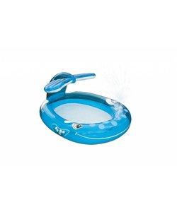 Whale Spray Pool