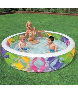 Swim Center Pinwheel Pool