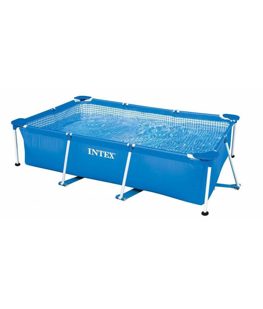 Intex Metal framepool 260x160x65 cm