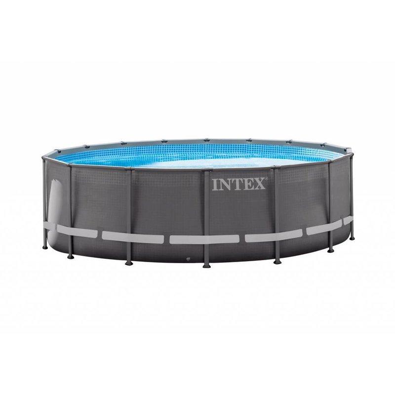 Intex Ultra Frame Pool 488x122 cm met filterpomp
