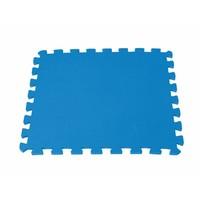 Beschermingstegels 50x50x1 cm (8 stuks)