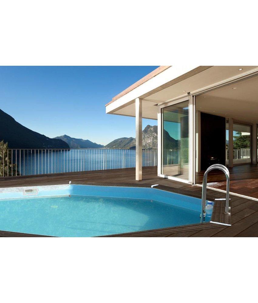 Interline Zwembad Bali met Zandfilter 440x136 cm