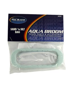 Aqua Broom filter voor zand