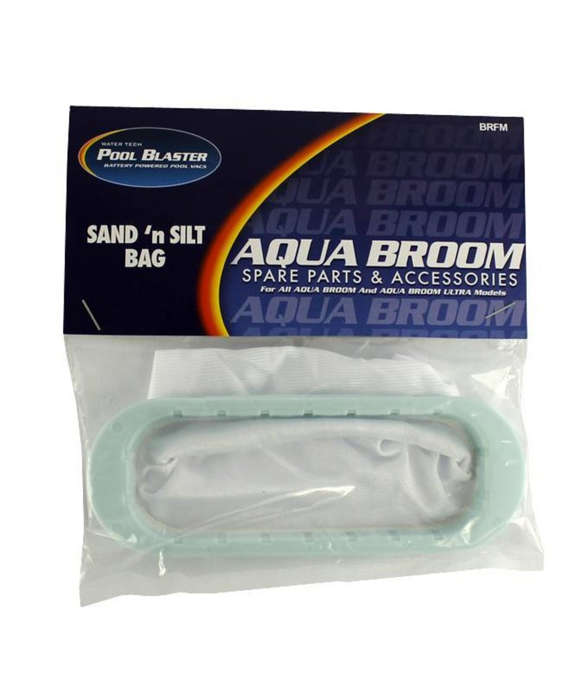 Pool Blaster Aqua Broom filter voor zand
