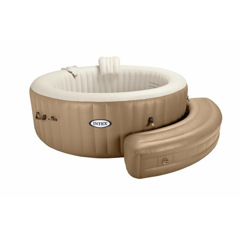 Intex Pure Spa Bank beige