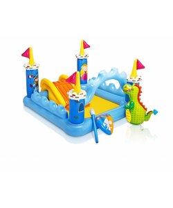Fantasy Castle opblaasbaar kinderspeelbad