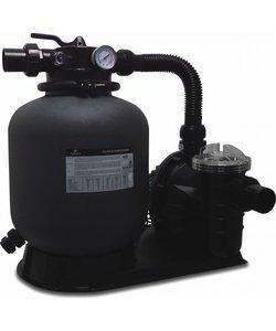 Zandfilterset 4 m³ met voorfilter FSP300