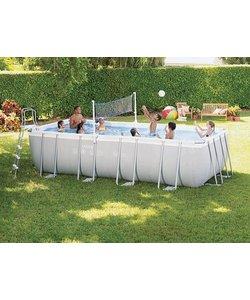 Volleyballset voor Ultra Frame Pool 975x488 cm