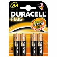 Batterij Plus Power AA 4 stuks