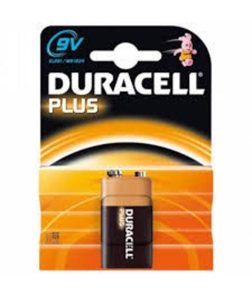 Duracell Batterij Plus Power 9 volt (blokje)
