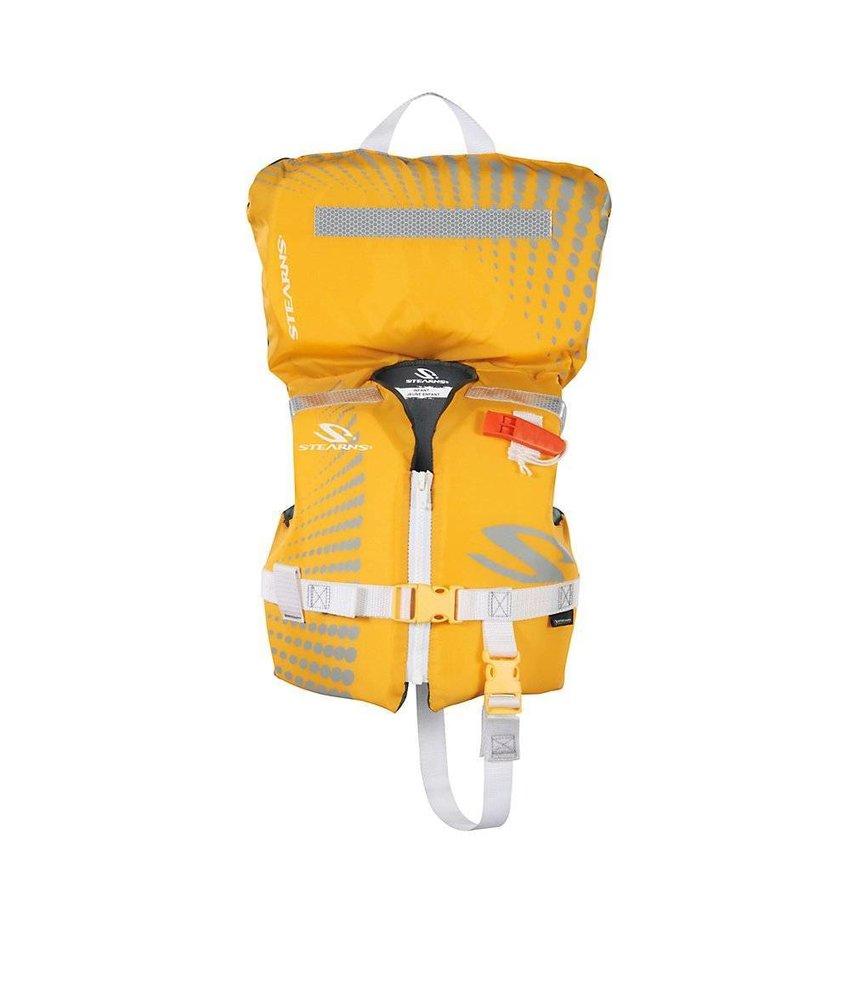 Stearns zwemvest baby antimicrobieel 0-13 kg