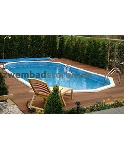 Zwembad Century 1050x550x132 cm (complete set)