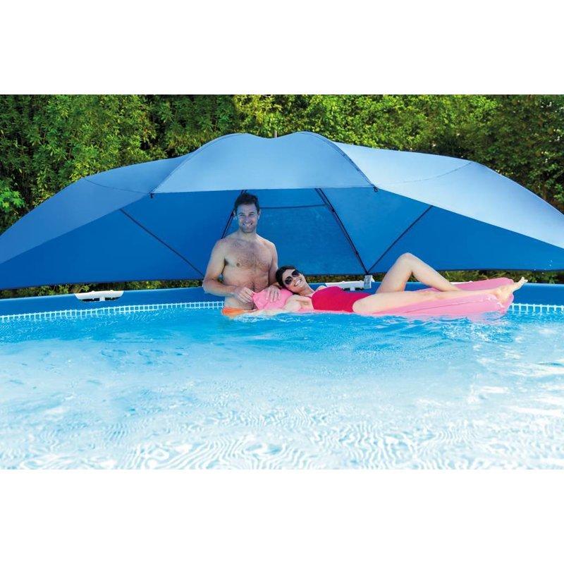 Intex zwembad Overkapping