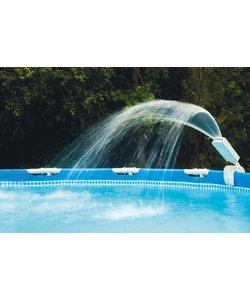 LED zwembad sproeier