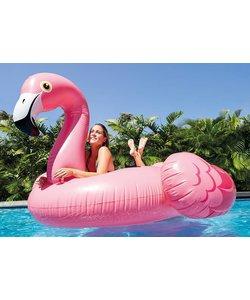 Drijvend Mega Flamingo Eiland