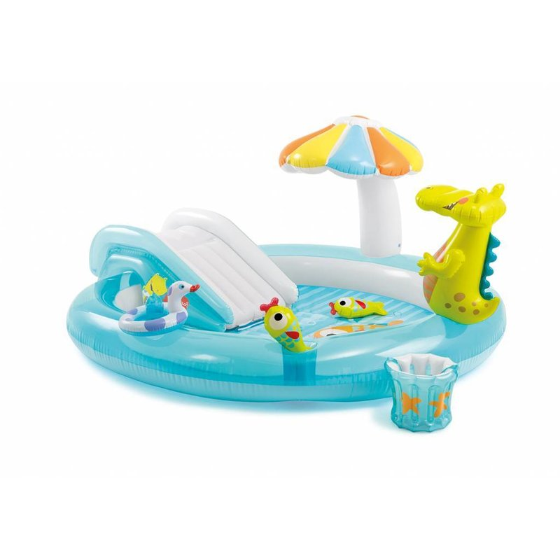 Intex Krokodil Playcenter