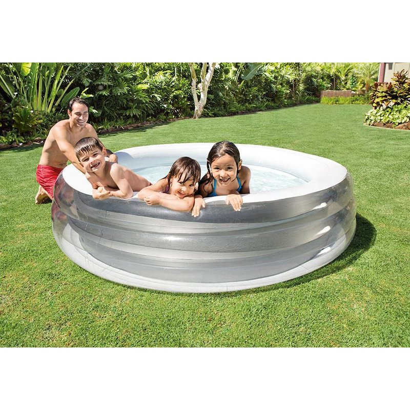 Intex Round Swim Center Family Pool