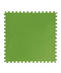 Beschermingstegels 81x81x0.5 cm (8 stuks)