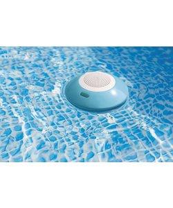 Drijvende speaker met LED-verlichting