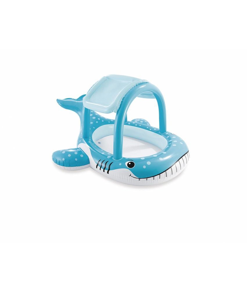 Intex Walvis schaduw Kinderzwembad