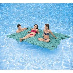 Opblaasbare Giant Floating Mat