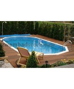 Zwembad Century 610x360x132 cm